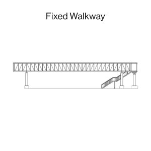 fixed-walkway